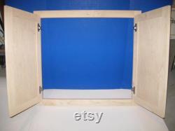 1 Unfinished Poplar door frame unit for Kim