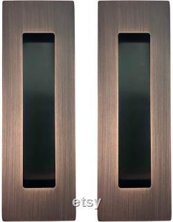 5 Panel Door with Herringbone Matting