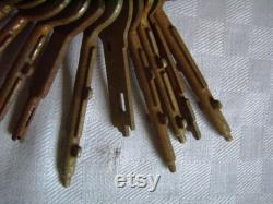 Ancient Skeletons, French Keys, Locksmith's Kit, 37 pieces, about 1900
