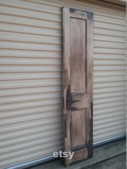 Antique Door, Farmhouse Door, Reclaimed Door, Rustic door, Pantry Door, Old Door, Architectural Salvage, 17 5 8 x 79 1 8