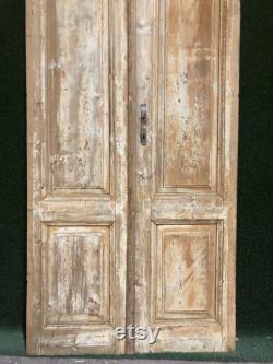 Antique French door (95x39.75) B404