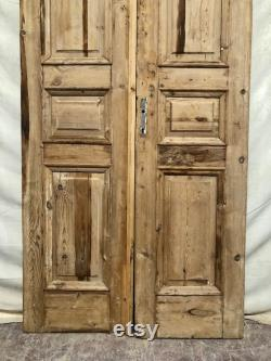 Antique French doors (91.5x43) A037