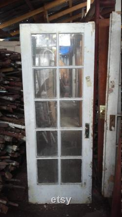 Antique French doors Sunroom Sun porch conservatory Solareum reclaimed garden daylight ECO chic solar renovation architectural salvage