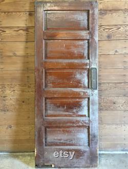 Antique Wood Door Antique Door Rustic Door Rustic Antique Decor