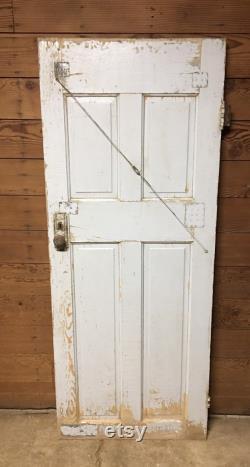 Antique Wood Door Rustic Door Rustic Decor