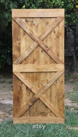 Barn Door Decorative Sliding Door By Foo Foo La La