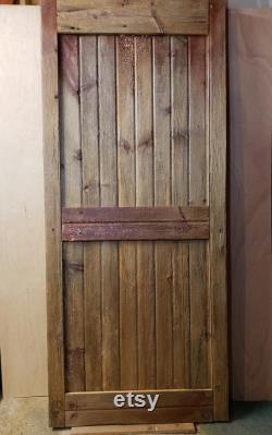 Barn Doors Sliding Barn Door Reclaimed Wood Door Vintage Barn Door