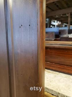 Butlers Door, Old Swinging Door, Pivoting Door, Antique Butler Door, Dining Room Door, Kitchen Door, Pass Through, Eight Panel Door