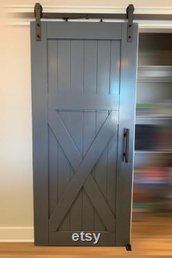 Classy Farm House Barn Door