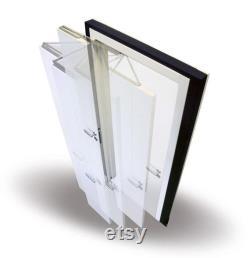Compack 180 Folding Door Hardware Set