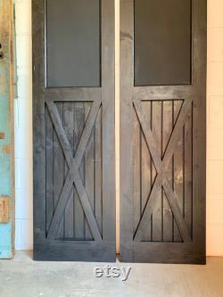 Custom Barn Doors Custom Parlor Doors Custom Sliding Barn Doors Custom Swinging Doors Custom Doors Farmhouse Doors