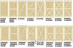 Custom Barn Doors-Elizabeth S