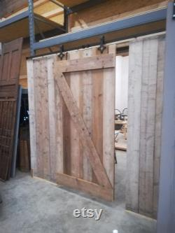 Custom made vintage doors sliding doors stable doors