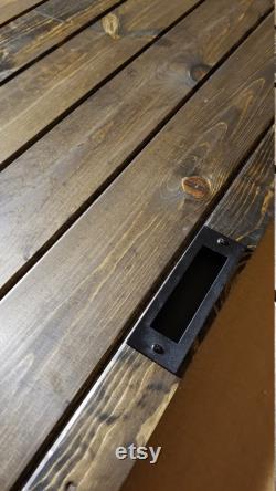 Framed Vertical Plank Barn Door Sliding Door Barn Door with Hardware Farmhouse Style Door Rustic Barn Door Barn Door Package