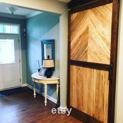 Hardwood Barn Doors