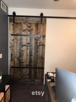 Industrial Sliding Barn Doors customize your size