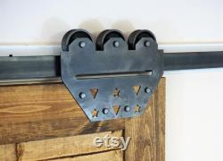 Industrial plate hardware
