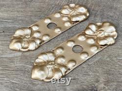 Keyhole cover, lock cover, escutcheon, door plates, door covers, vintage hardware, door lock cover, door rosette,door lock,latch,door handle