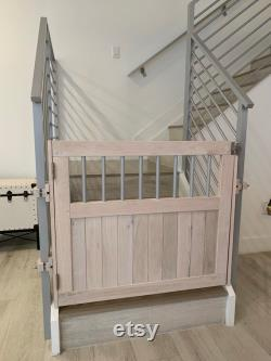 Modern Baby Gate or Pet Gate