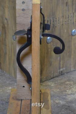 Penny End door latch