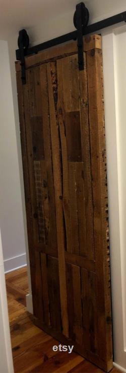 Reclaimed Wood Barn Door