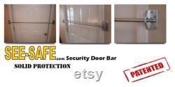 SEE-SAFE Home Security Door Bar Lock Barricade 70
