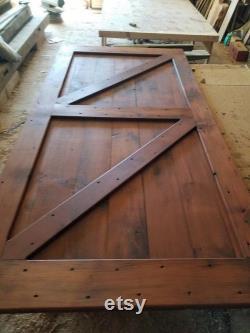 Sliding Barn Door, A plus quality, Interior Barnwood Slider