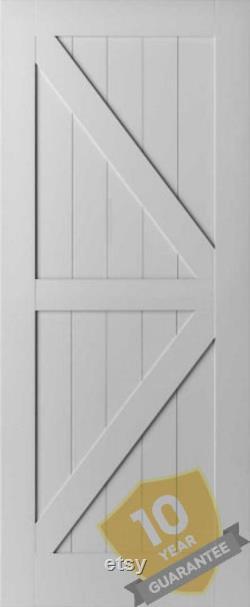 UK Barn Door With VE Brace Design