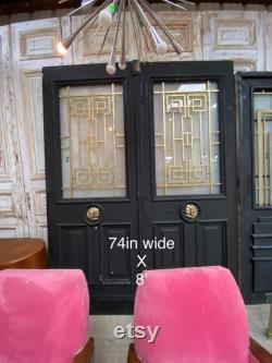 Vintage European French Doors
