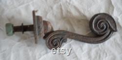 Vintage cast iron Door Knocker 1800s