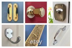 vacant engaged lock antique brass finish toilet bathroom indicator bolt lock vintage occupied washroom restroom lavatory fitting room decor